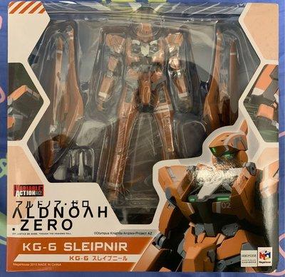 全新 未開 Megahouse Aldnoah Zero KG-6