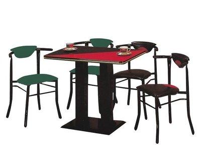 【名佳利家具生活館】美耐板2x3尺餐桌椅組 一桌四椅 美耐板桌面+黑色鐵腳+奇士椅x4張 小吃早餐開店好用 桃園區免運費