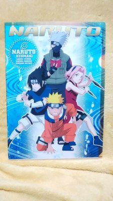 NARUTO〈1A4 FILE+2 PENCIL BOARDS SET〉come from JAPAN包郵費