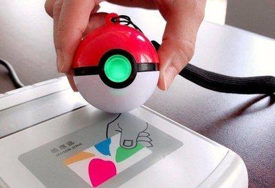 全新!!現貨!!正版!! 7-11【Pokemon精靈寶可夢造型3D悠遊卡 神奇寶貝球】 另好運乖乖來造型悠遊卡