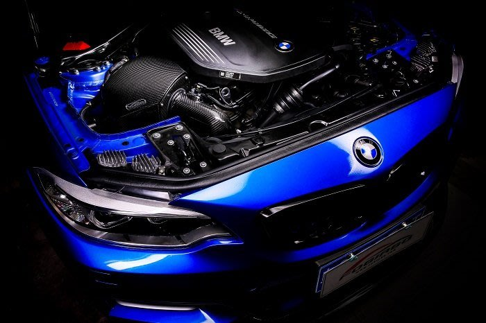 ☆光速改裝精品☆Fogiago BMW B58 14Oi 240i 340i 440i 3.0T 碳纖維進氣套件