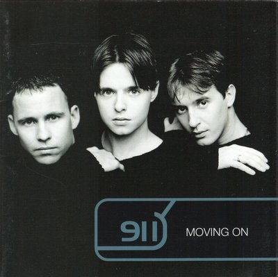 911 勇往直前 MOVING ON. CD