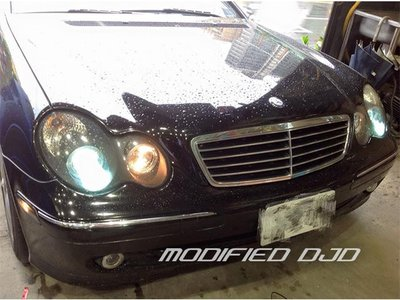DJD Y1724 Benz W203 HID 大燈組 8000k