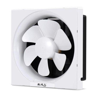 康迪克排氣扇廚房排風扇換氣扇10寸衛生間抽風機油煙強力靜音窗式 英雄聯盟