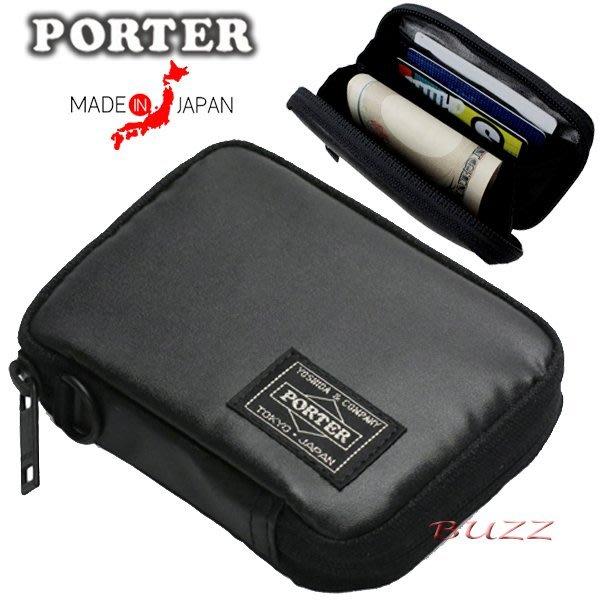 巴斯 日標PORTER屋-現貨 PORTER TACTICAL 輕便型皮夾-短夾 654-07081