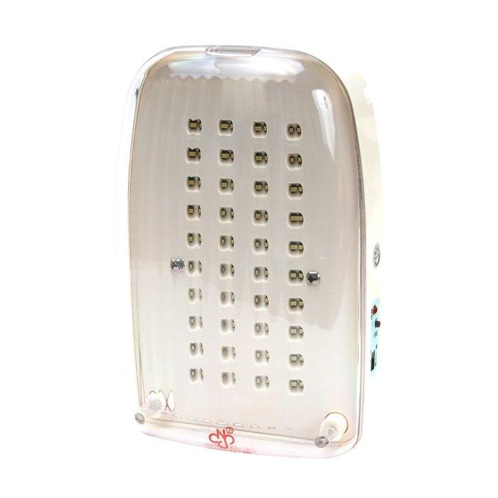 【TRENY直營】LED緊急照明燈 32顆LED 保固一年 9863