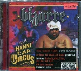 *還有唱片行* BIZARRE / HANNICAP CIRCUS 全新 Y7574