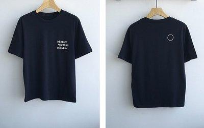 ☆Mr.☆韓版街頭潮T創意字母圖案短袖T恤(三色)~預購+現貨