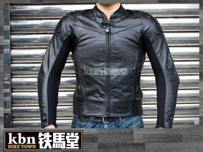 ☆KBN☆鐵馬堂 美國 RSD Zuma Leather Jacket 黑 防摔 真皮 皮衣 背枕 護具