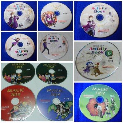 【彩虹小館】CD單片100元~MAGIC JOY ~佳音英語