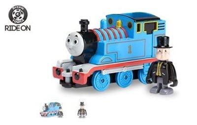Dream TOMICA Ride on R05 湯瑪士小火車 胖總管與湯瑪士 (887287)