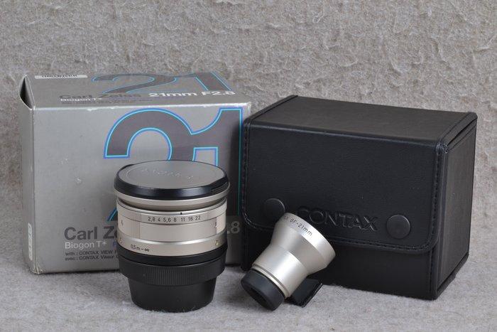 【品光攝影】CONTAX Biogon T* 21mm F2.8 Carl Zeiss 含取景器 FL#23191J