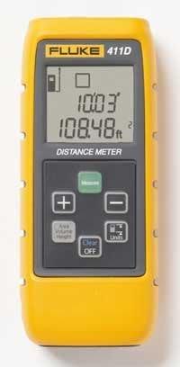 捷克科技  福祿克 FLUKE 411D 級 雷射 測距儀 美國 世界大廠 30M 電錶