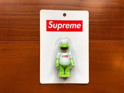 絕版 Supreme Kubrick Muppets the frog Kermit 科米蛙 庫柏力克 公仔 人偶