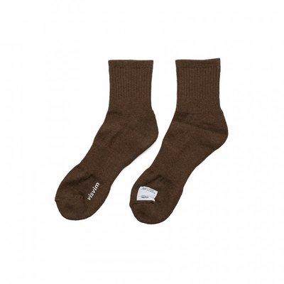 【日貨代購CITY】2019AW VISVIM ACHILLES SOCKS MID 短襪 中筒 襪子 現貨