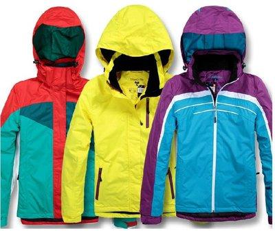 德國新款crivit保暖防寒大衣滑雪頂級外套 衝鋒衣 雨衣 3M THINSULATE防風防水