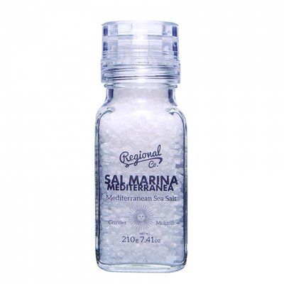 西班牙 Regional 瑞吉諾 地中海海鹽 210g原價1瓶290特價1瓶247