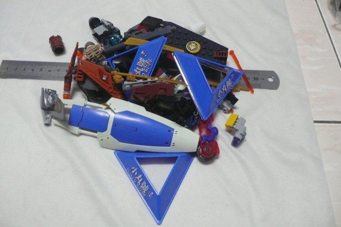 紫色小館-66--A--------樂高玩具零件
