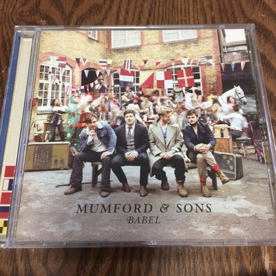 [BOX 4] Mumford & Sons-Babel