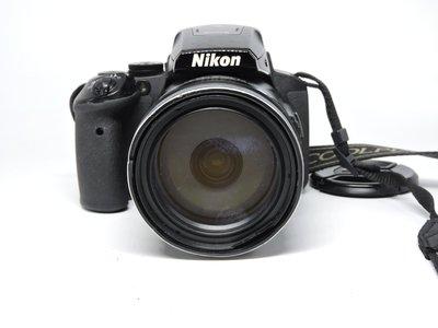 快樂自由行 Nikon Coolpix P900 83倍光學變焦 二手自用 1600萬像素 類單眼相機 超遠望大砲機 新北市