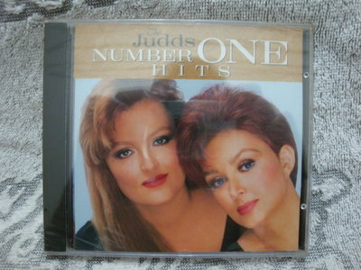 9.  JUDDS  NUMBER  ONE  HITS  進口版RCA