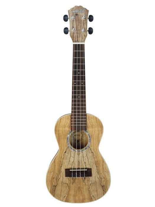 【名人樂器全館免運】Aloha UK-401 23吋 蝴蝶木合板 烏克麗麗 附琴袋