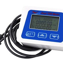 雙探棒TDS水質檢測儀