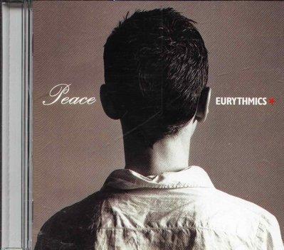 八八 - Eurythmics - Peace - 日版 CD+1BONUS - 12Tracks