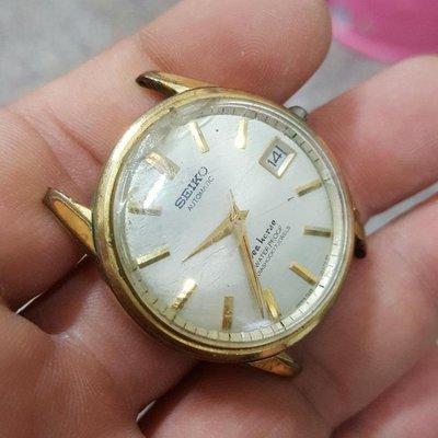 <行走順暢>7650D 包金 SEIKO 老錶 黑白賣 隨便賣 男錶 女錶 機械錶 A06 CASIO CITIZEN TELUX CK lm ks