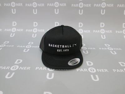 【Dou Partner】PUMA Basketball Flat Brim Cap 棒球帽 網帽 022913-01