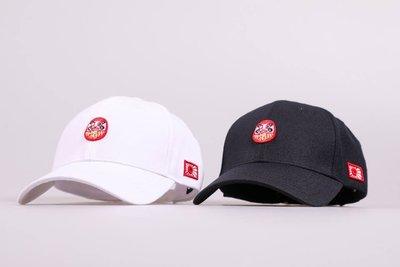 車庫服飾 - - 現貨 SQUAD 2018 A/W SQUAD 不倒翁吉祥老帽 黑色 白色