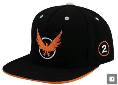 【丹】J!NX_THE DIVISION 2 AGENT ON DUTY SNAPBACK 全境封鎖 鴨舌帽 帽子