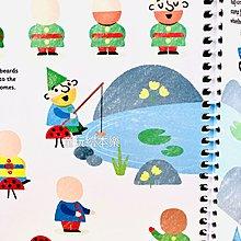 現貨《童玩繪本樂》英國代購 Usborne Rubber Stamp Activities 印章遊戲書 印章書 遊戲書