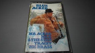 Mr. Acker Bilk* And The Stan Tracey – Blue Acker荷蘭進口錄音帶 播放正常