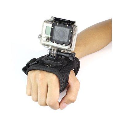 手腕帶 GORPO SJCAM SJ4000 SJ5000 SJ6 運動攝影機 浮潛 衝浪