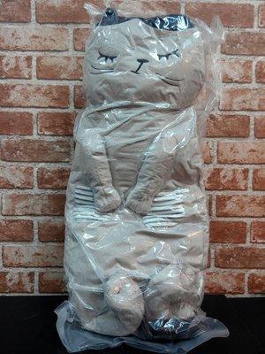 貓貓玩偶抱枕