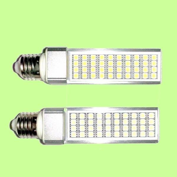 5Cgo【權宇】11W 玉米燈 1100lm PL E27 44燈 5050 LED AC85~265V 含稅會員5%