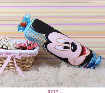 22款 迪士尼 糖果枕 卡通抱枕 全棉靠枕~ 米奇 Mickey  15~45CM