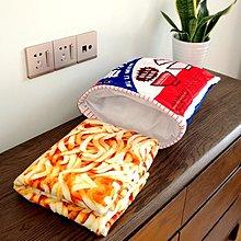 【福利社】無力炸醬麵抱枕+空調毯(預購)