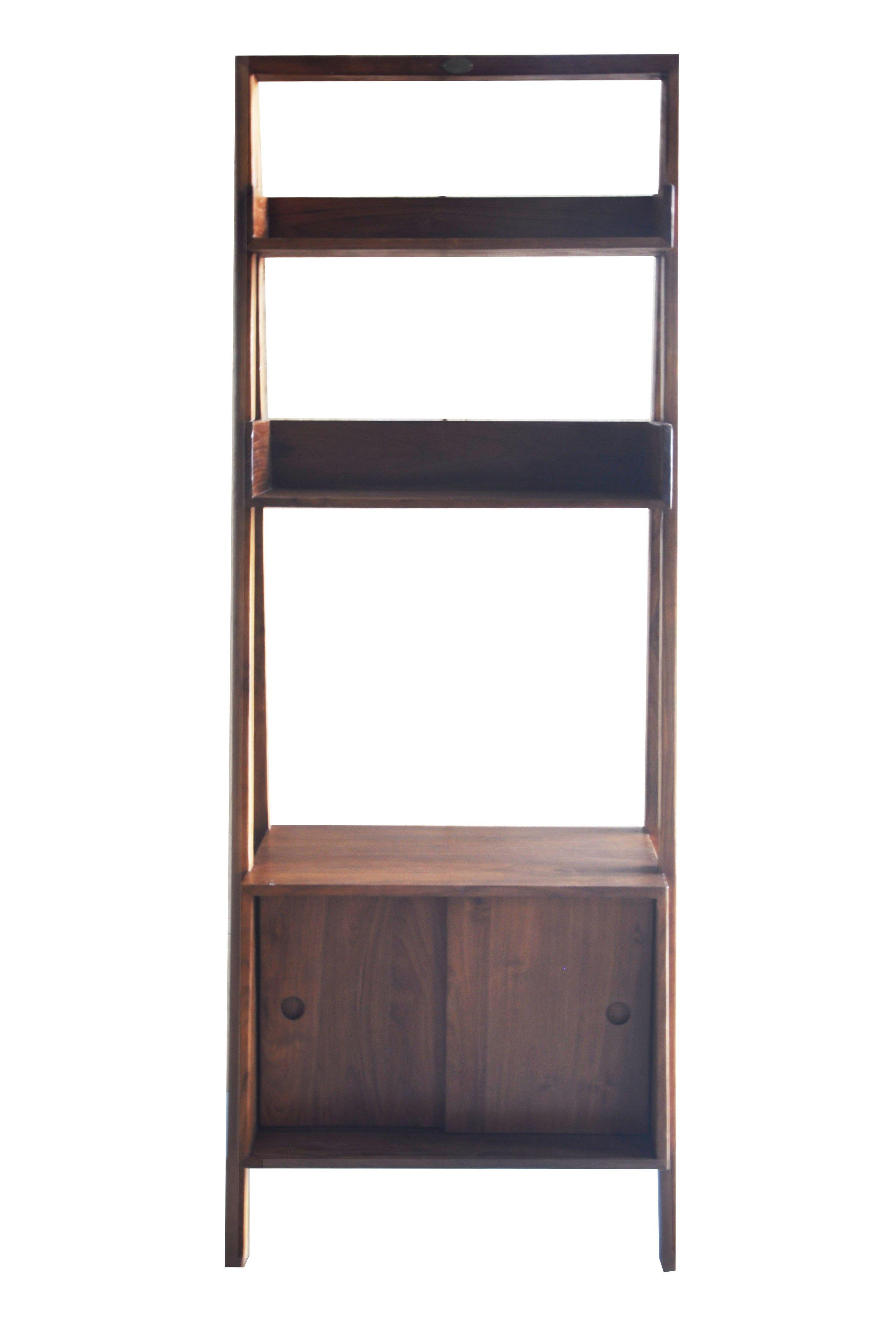 塔森柚木家具-全柚木書櫃/收納櫃/置物櫃CA-34