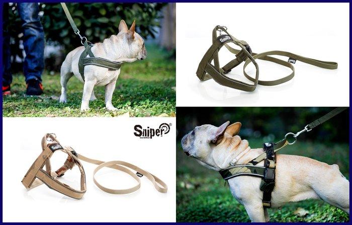 da Bag 最好用的狗牽繩 美國 Sniper 狙擊者 寵物牽繩 軍用材質 省力 中小型適用 法鬥 柯基 柴犬 好用