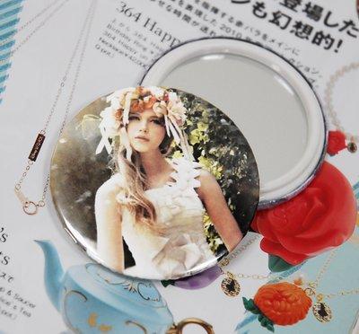 客製照片 隨身鏡 鏡子 相片 印刷 吸鐵 磁鐵 開瓶器 吸水杯墊 個性化 婚禮小物 生日 彌月禮 馬克杯 胸章
