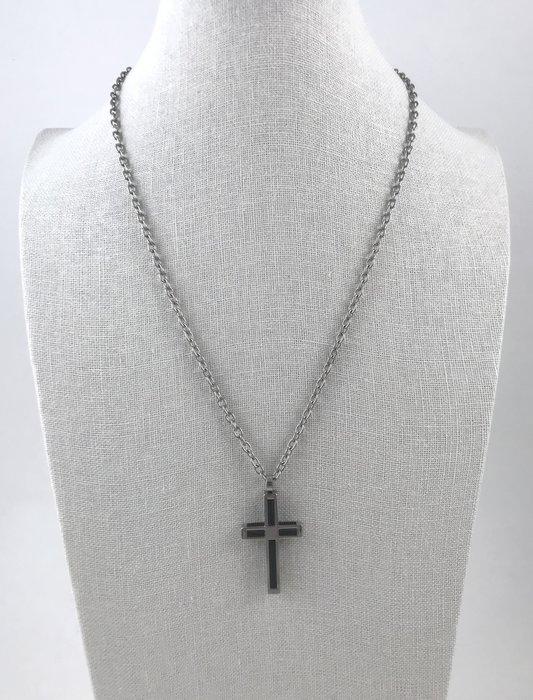 [我是寶琪] 十字造型項鍊