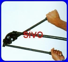 ☆SIVO電子商城☆ 台製CBH-90 徒手棘輪式電纜彎曲工具電纜彎曲器(彎電線 60-325)