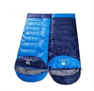 【優上精品】駱駝戶外睡袋 野營戶外 成人睡袋超輕睡袋(Z-P3218)