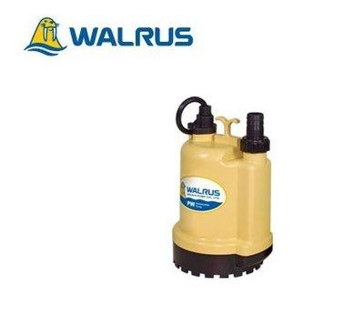 【川大泵浦】大井PW-100。PW100A 沉水泵浦。抽水馬達。抽水機。漁池造景 PW-100A