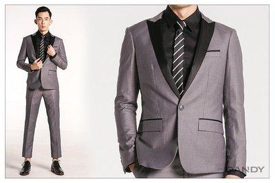 ├ DANDY ┤韓系中性西裝窄版外套...