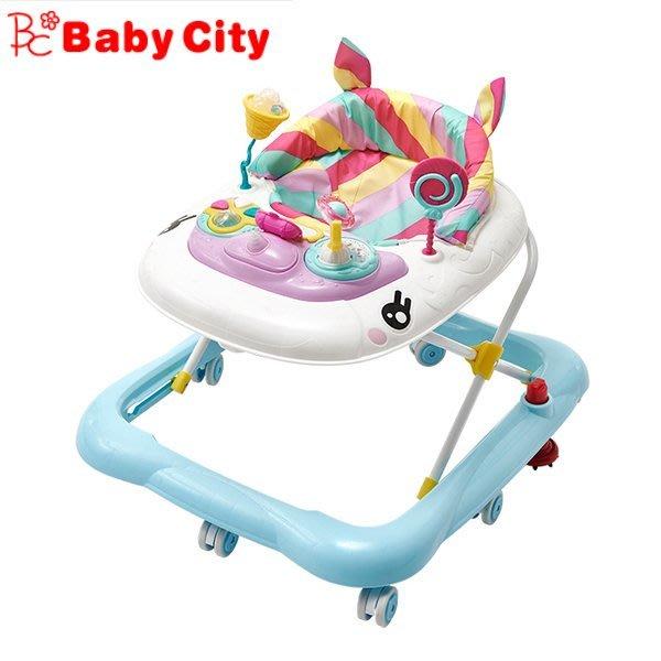 ☘ 板橋統一婦幼百貨 ☘   Baby City娃娃城 獨角獸學步車
