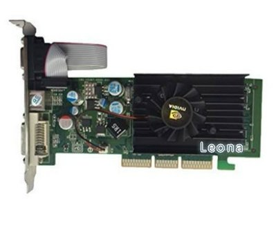 GeForce6200 512M AGP8X AGP4X AGP 顯示卡 老電腦 舊電 顯卡