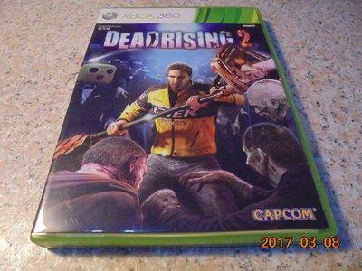 XBOX360 死亡復甦2 Dead Rising 2 英文版 直購價600元 桃園《蝦米小鋪》